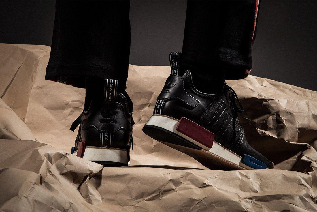 Hender Scheme Adidas On Foot Nmd 1