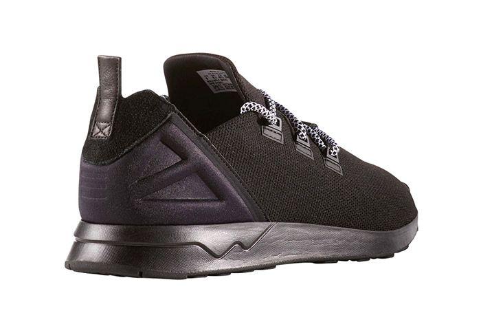 Adidas Zx Flux Adv X Black Mesh 2