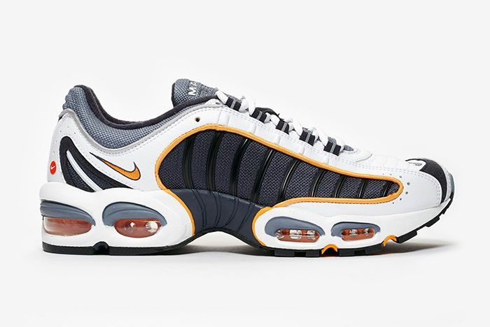 Nike Air Max Tailwind 4 Whit Grey Gold