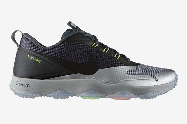 Nike Hypercross Trainer Silver 1