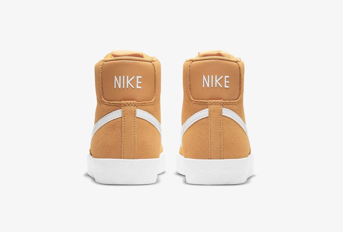 Nike Blazer Mid '77 'Wheat/White'