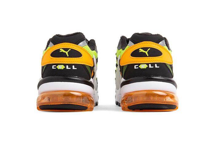 Puma Cell Alien Alert Yellow Heel