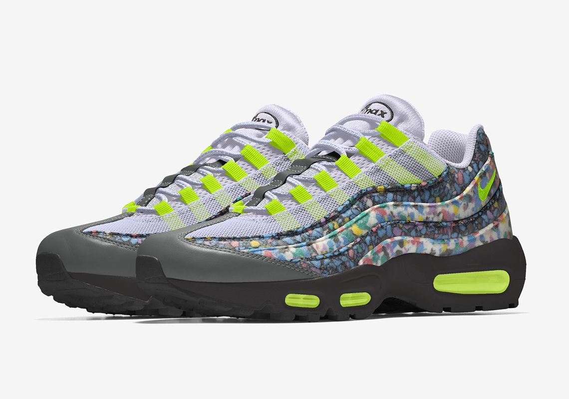 Nike By You Air Max 95 Left