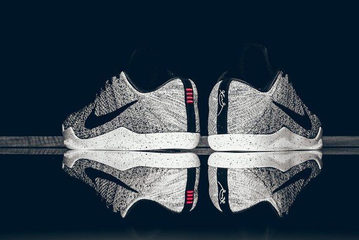 Nike Kobe 11 Elite Oreo 6