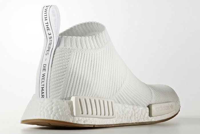 Adidas Nmd City Sock Cs 1 Boost White Gum 3