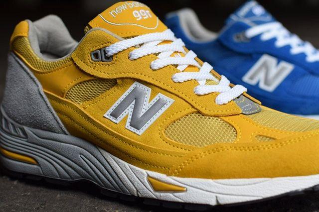 New Balance 991 New Colours 2