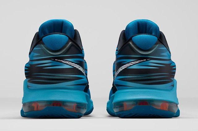 Nike Kd 7 Lacquer Blue Bump 2