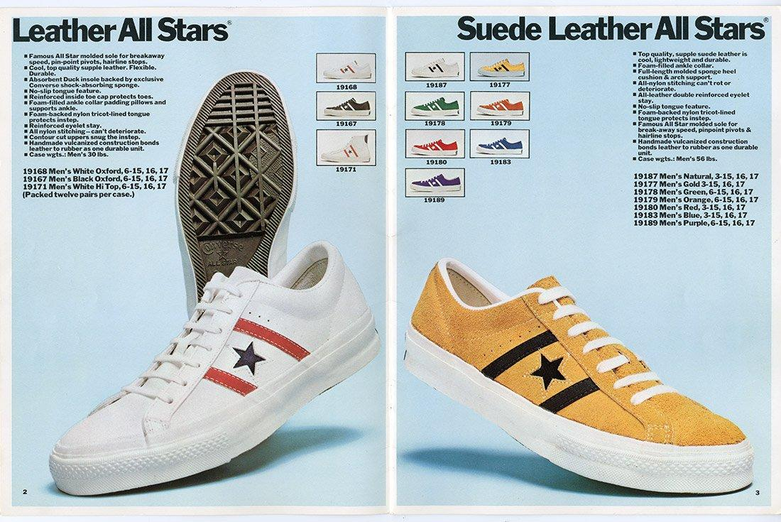 History Of Converse One Star Advertisement 7