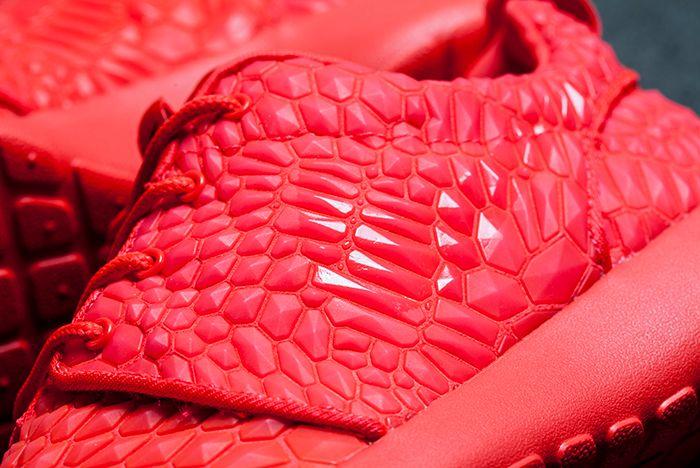 Nike Roche One Dmb Bright Crimson 3