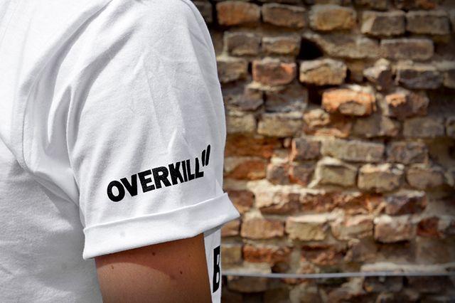 Sneaker Freaker Overkill Eqt Tee Available Tomorrow 6