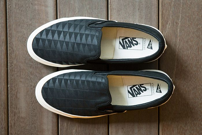 Pilgrim Surf Supply Vans Classic Slip On 1