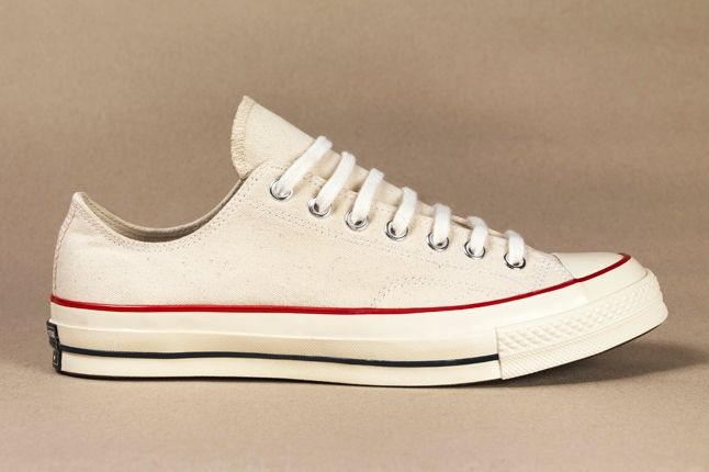 Converse 1970S Chuck Taylor All Star White Profile 1
