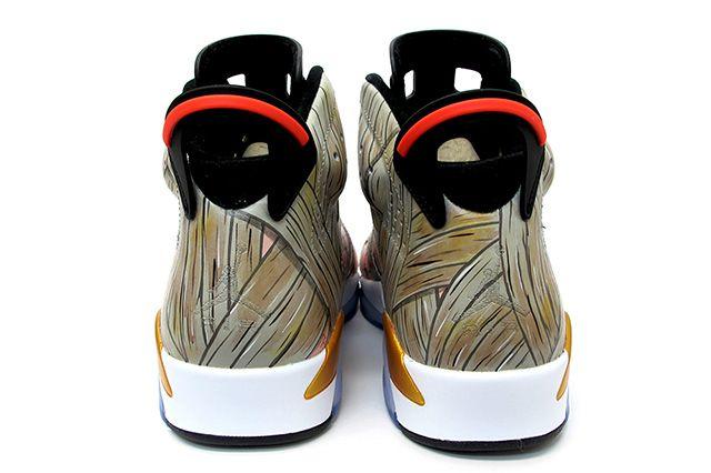 Sekure D Air Jordan Vi Mummy 2