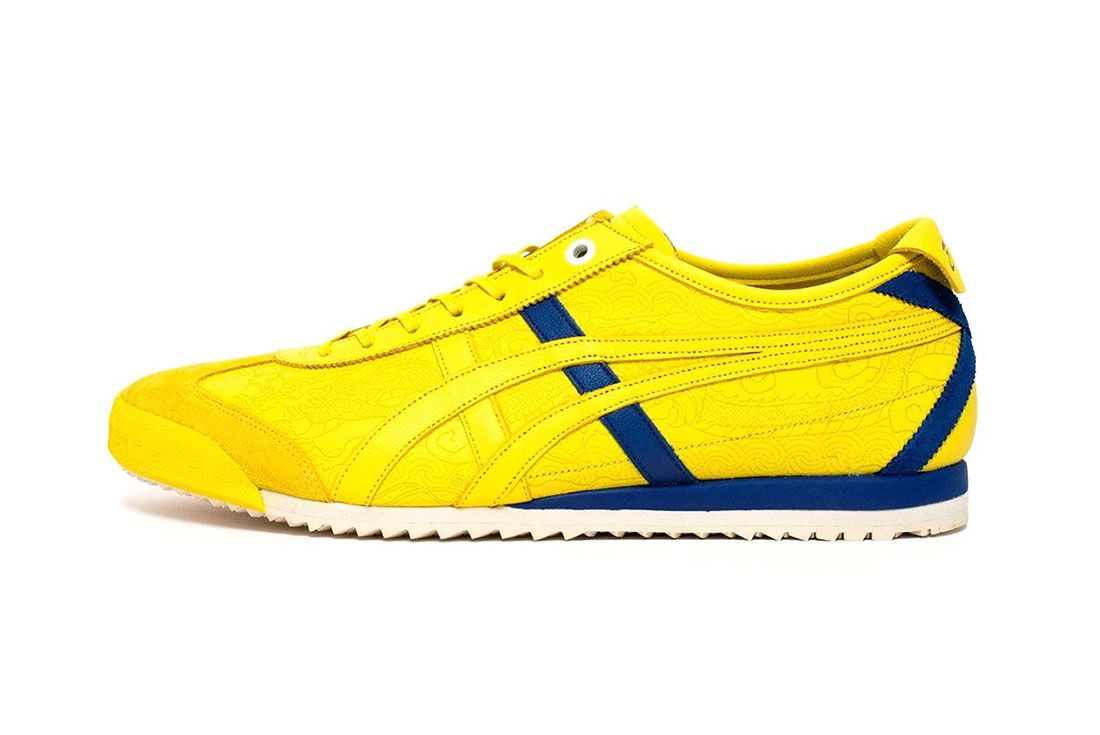 Onitsuka Tiger Street Fighter Chun Li Sneaker Side1