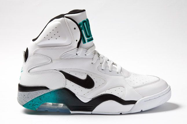 Nike Force White Teal 01 1