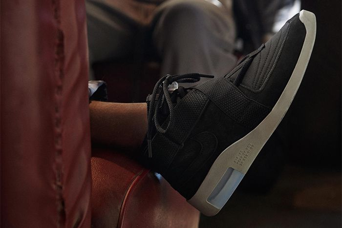 Nike Air Fear Of God Raid Moc Spring Summer 2019 Release Date 180 Black