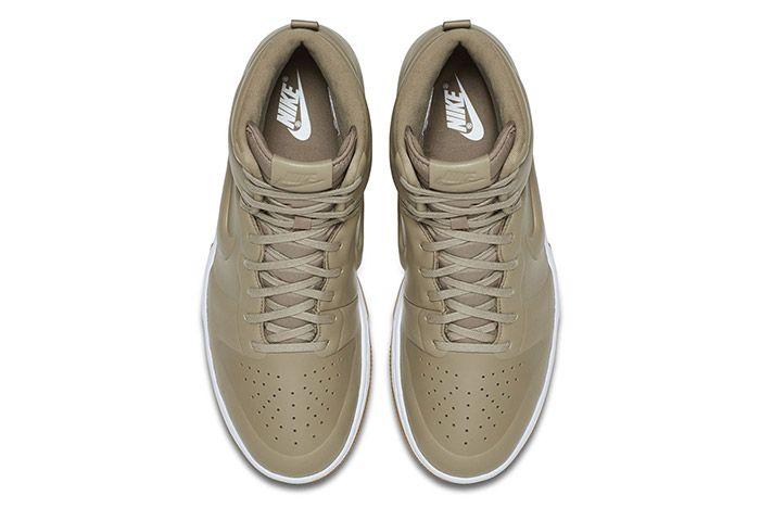 Nike Dunk High Crft Khaki 4