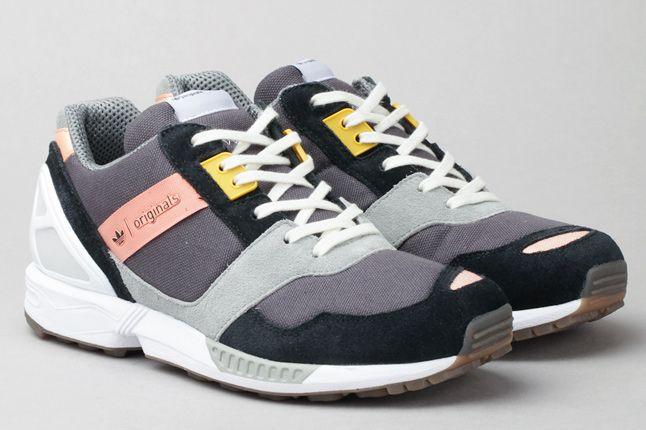 Adidas Originals Zx Blue 02 1
