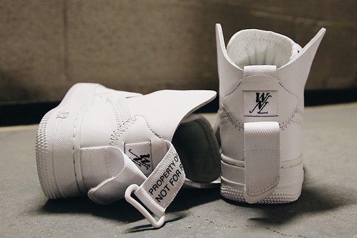 Psny Air Force 1 Release 8 Sneaker Freaker
