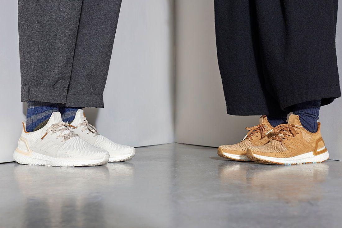 Universal Works Adidas On Foot