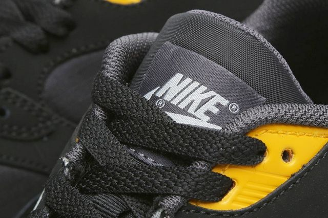 Nike Air Base Ii Lt Base Grey Tangerine 3