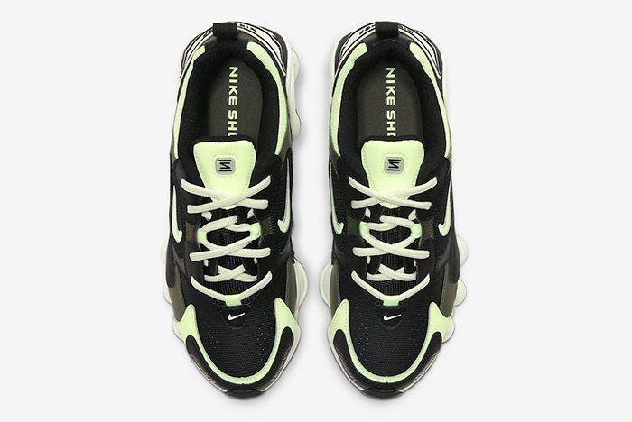 Nike Shox Nova At8046 001 Top