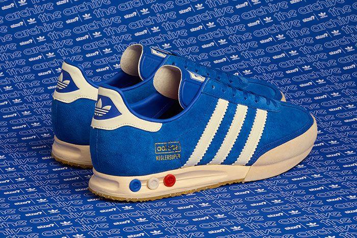 Adidas Size Super Kegler Sneaker Freaker2