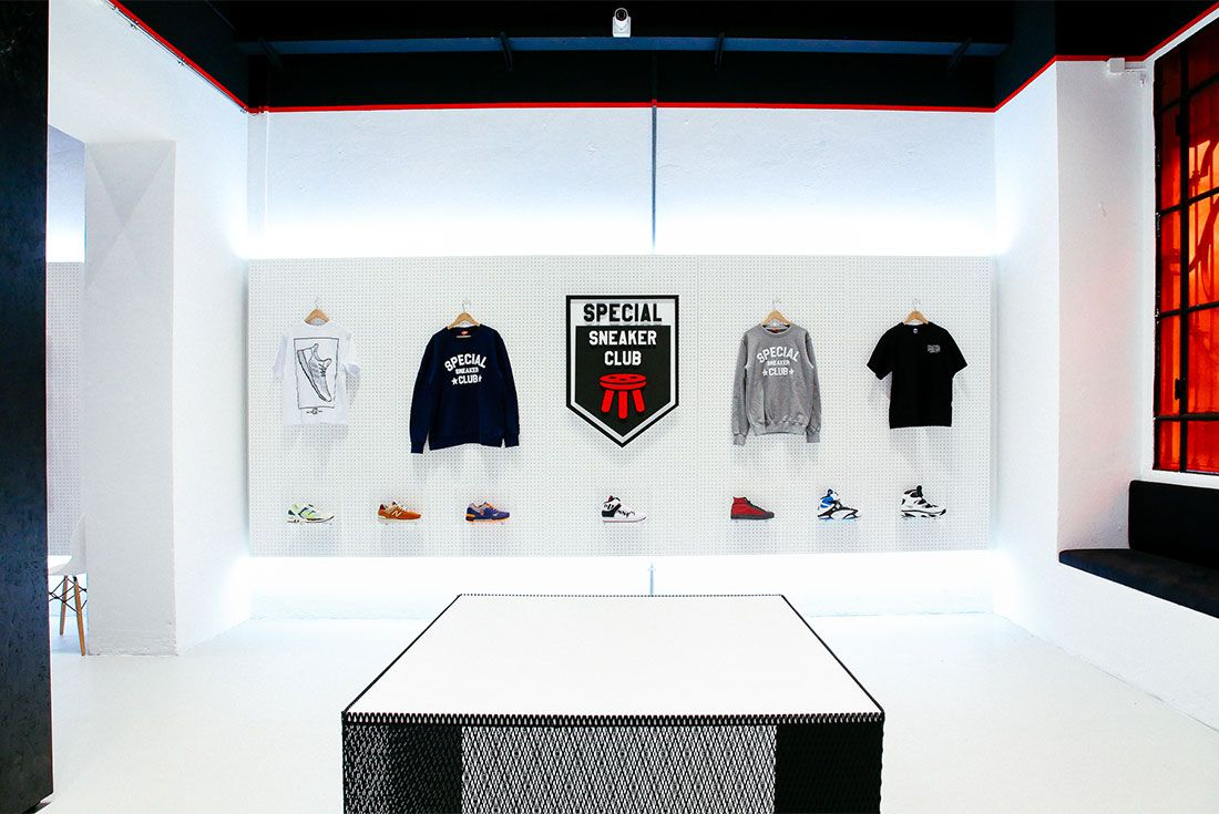 Special Sneaker Club Headquarters Milan In Store Shot1