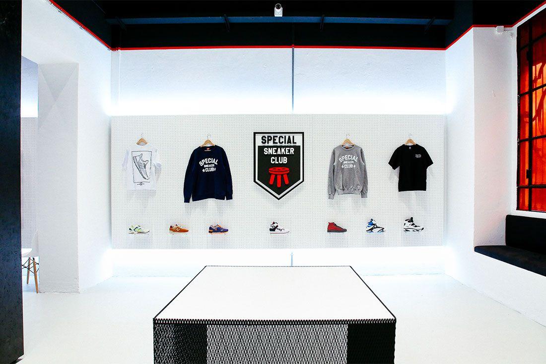 Special Sneaker Club Headquarters Milan In Store Shot1