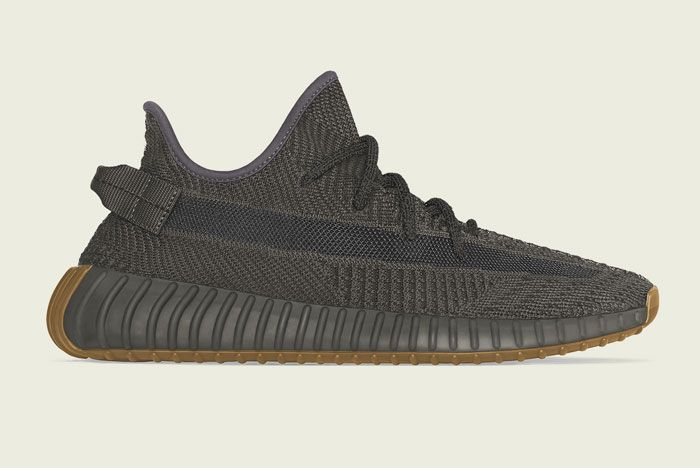 Adidas Yeezy Boost 350 V2 Cinder Right