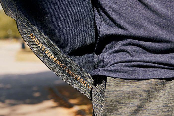 Universal Works Adidas Ultraboost 19 Running Jacket Detail