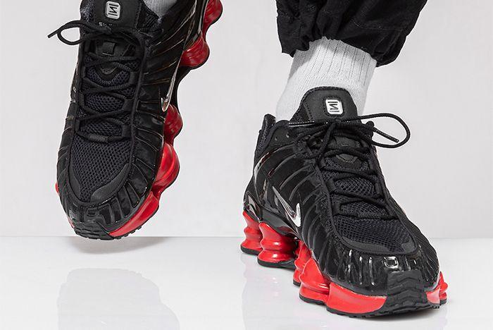 Skepta Nike Shox Front
