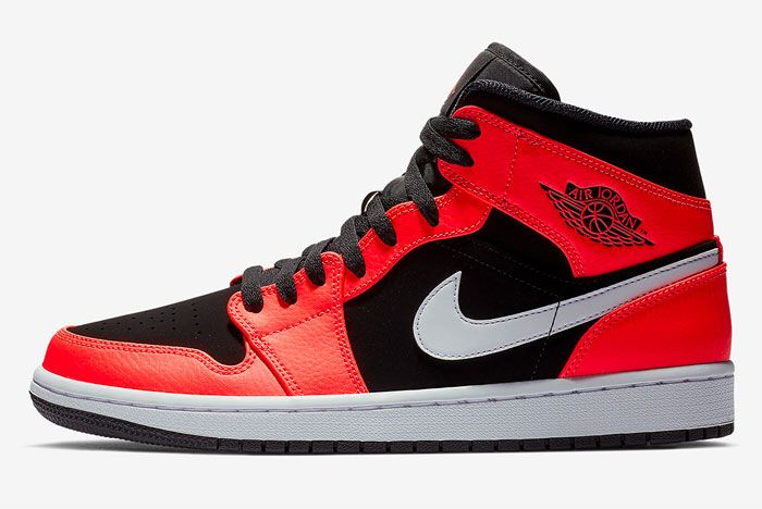 Air Jordan 1 Infared Release Date