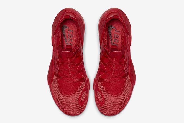 Nike Huarache Edge Txt University Red Top