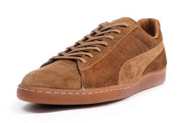 Puma Japan First Round Lo Fur And Suede Toe 1