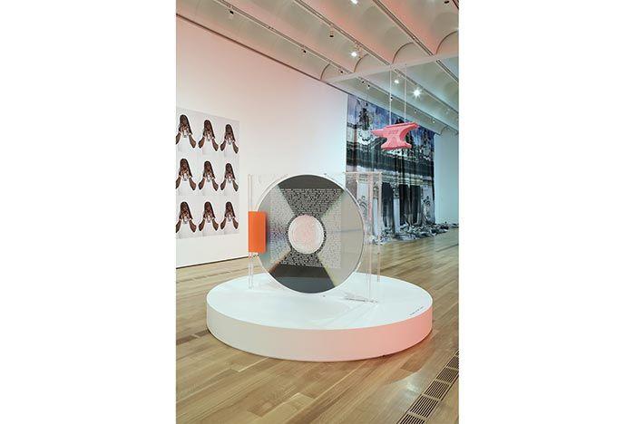 Virgil Abloh Figures Of Speech Exhibition Yeezy Album