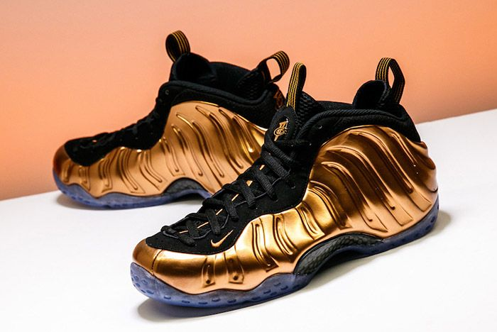 Nike Air Foamposite One Copper Copper 3