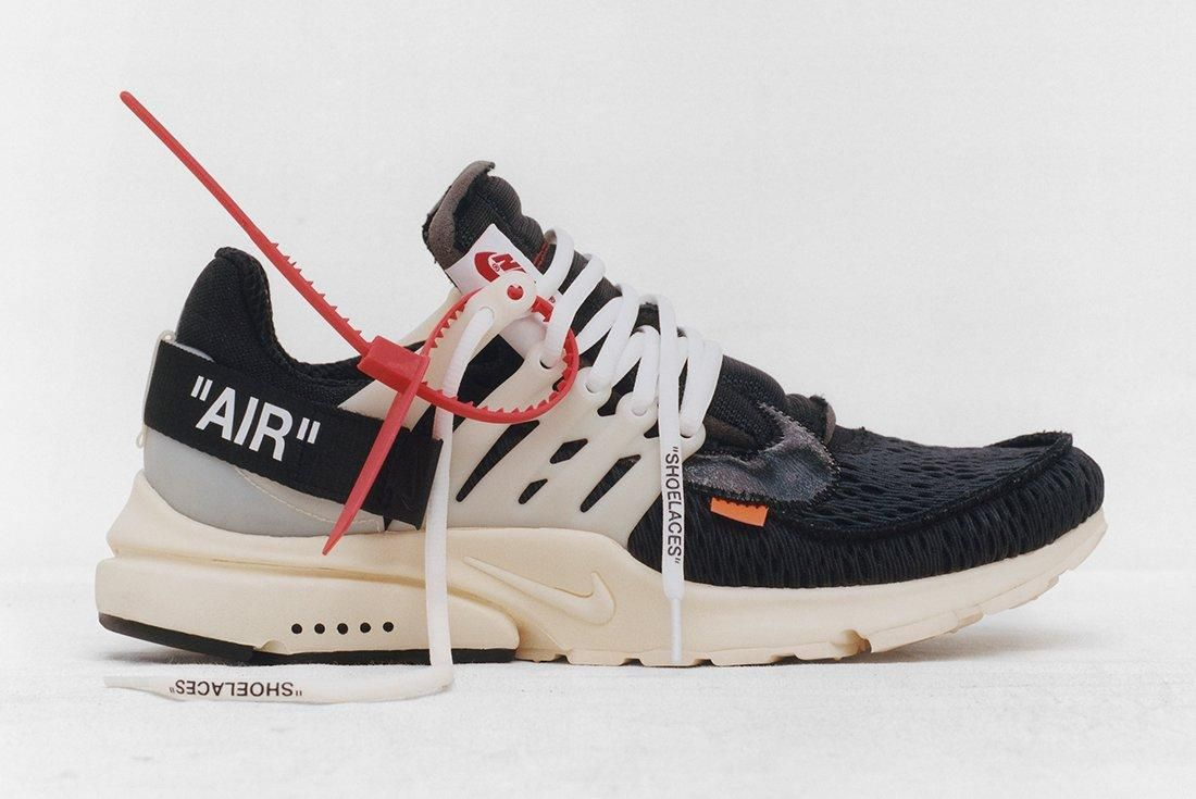 Off White X Nike Top Ten Project 2