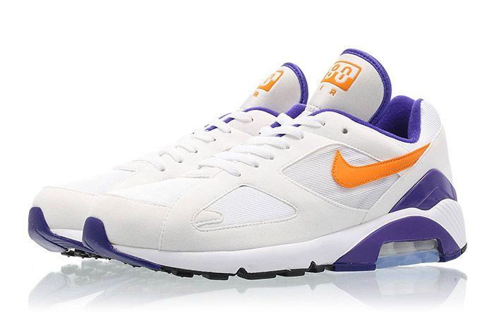 2 Nike Air Max 180 Bright Ceramic Sneaker Freaker