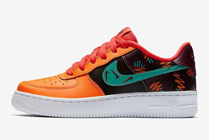 Nike Air Force 1 What The 90S 7 Sneaker Freaker