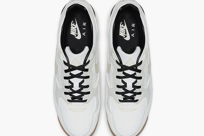 Nike Acg Air Wildwood Premium White Release Date Top Down