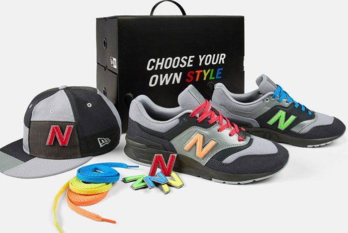 New Era New Balance 997H Custom Pack Group Shot