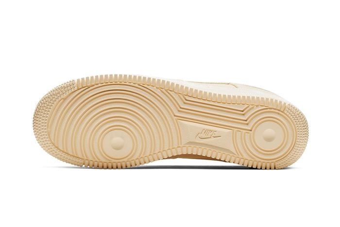 Nike Air Force 1 Muslin Desert Ore Outsole