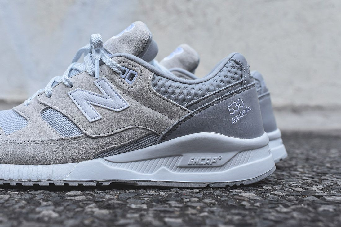 New Balance 530 Grey Black 2