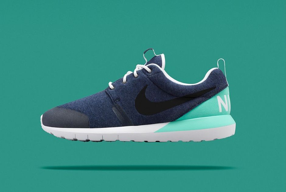 Nike Roshe Run Nm Tech Fleece Navy Release Date