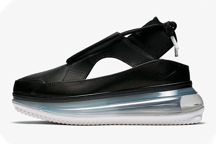 Nike Air Max Ff720 Black Left