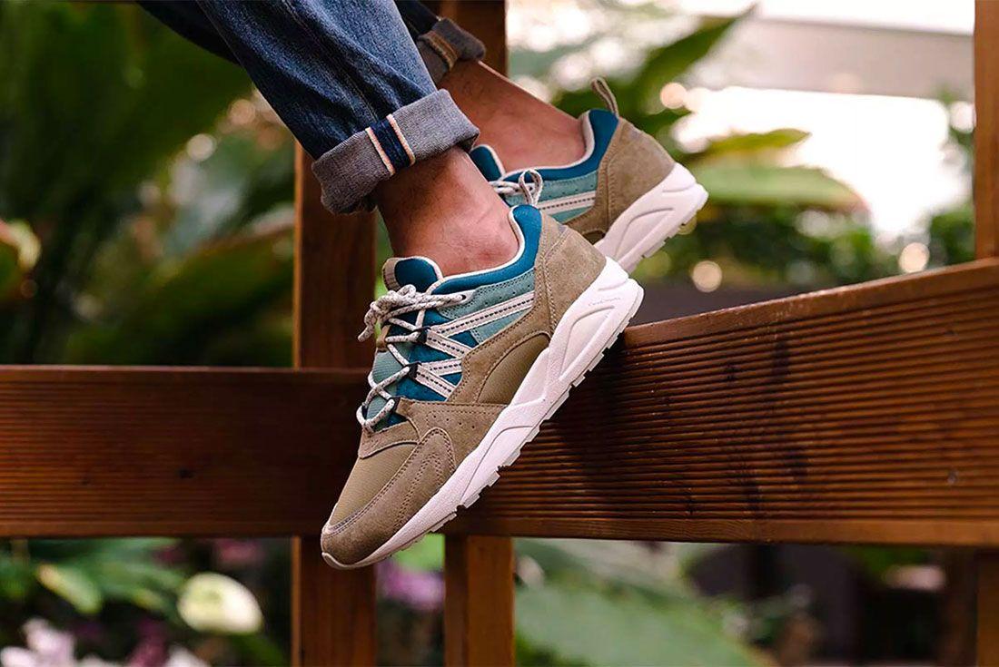 Karhu Fusion 2 0 On Foot