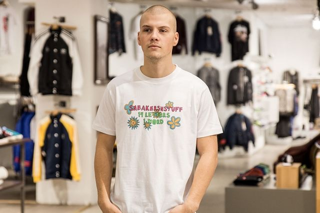 Sns One Word Tee