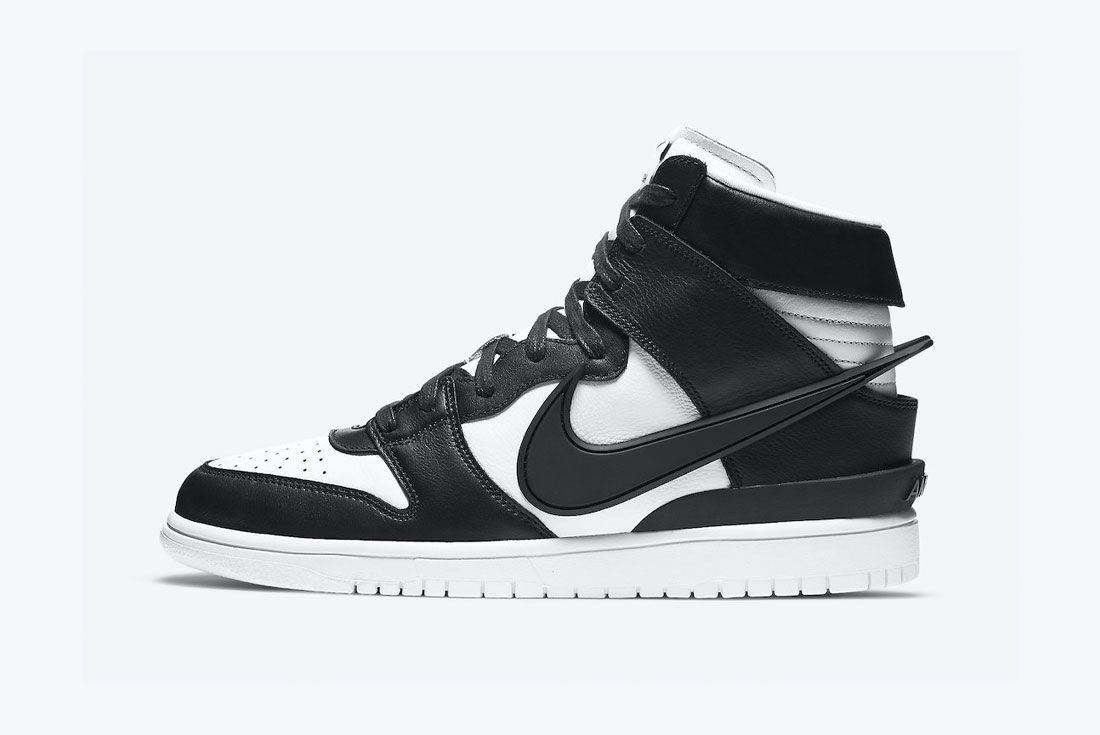 Nike Dunk High AMBUSH Black