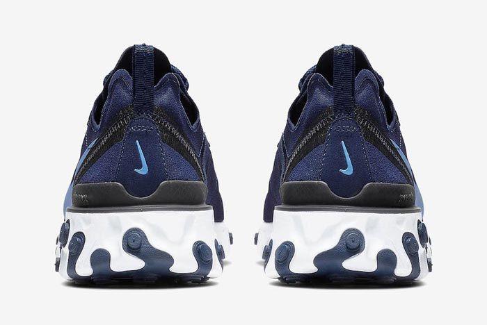 Nike React Element 55 Carolina Blue 5